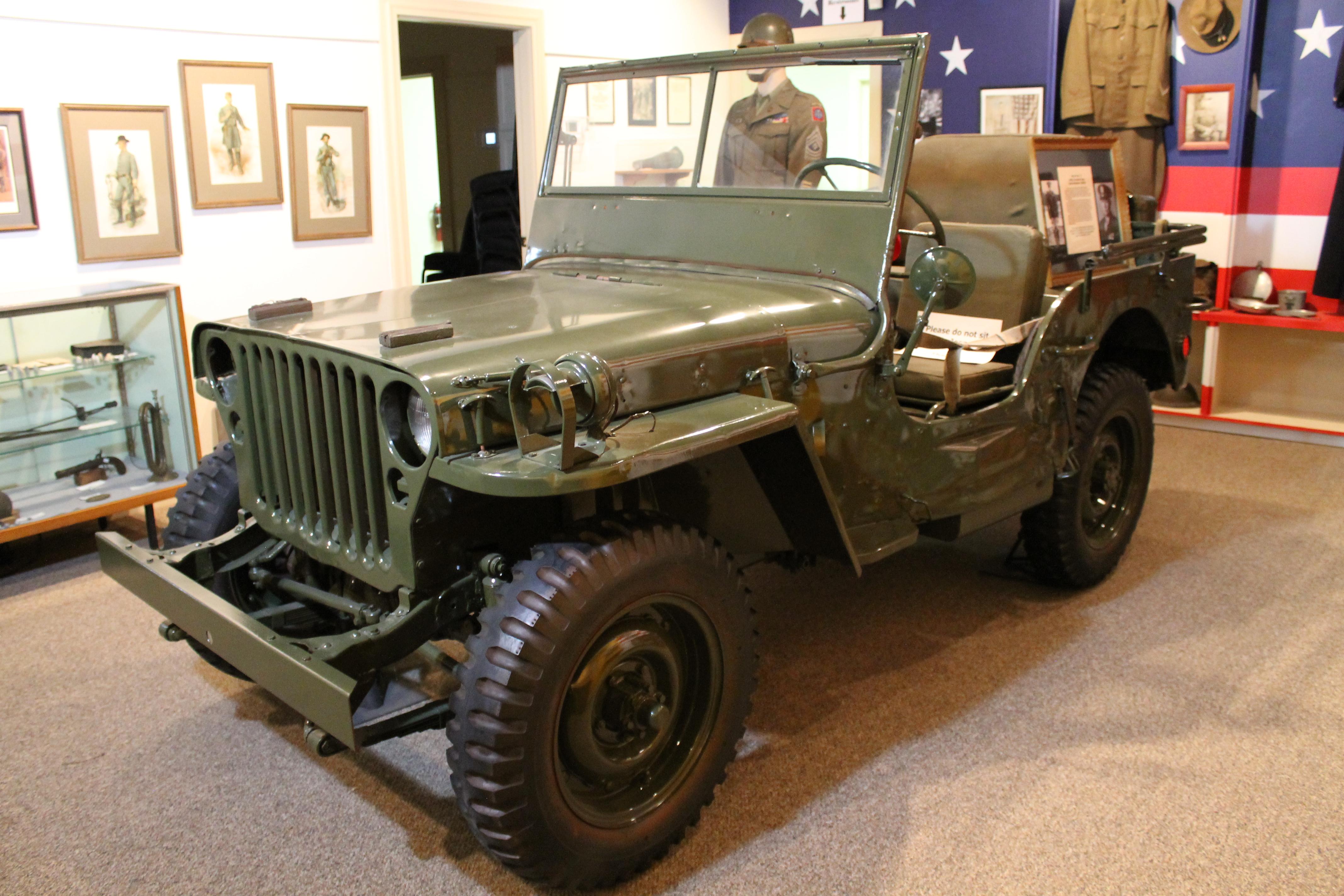 Willis Overland Jeep